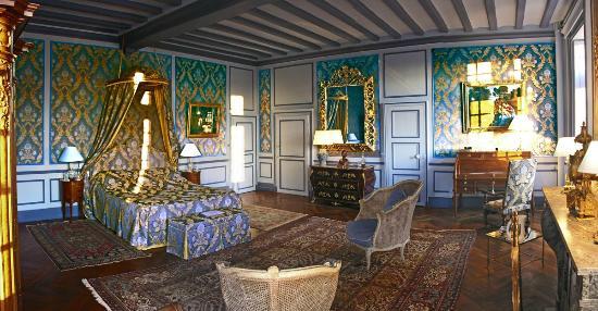Chateau de la Barre : Suite Marin de Vanssay