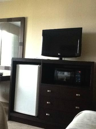Holiday Inn Solomons Conference Center and Marina: TV Console