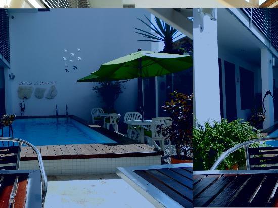 Casa Ticul Hotel by Koox: Hotel Casa Ticul Pool Side