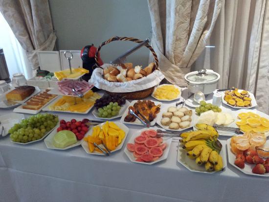 A Casa das Portas Velhas : Breakfast
