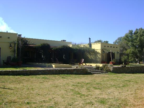 Casa Los Jazmines: La casa