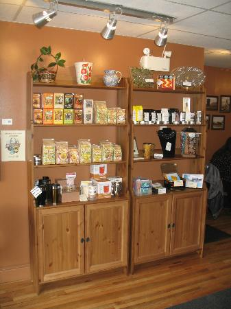 The Steaming Cup : Retail