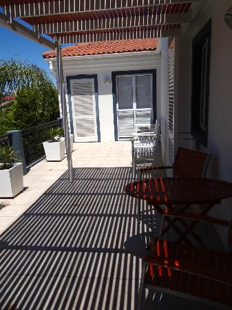 Pictures Guest House: unser Balkon