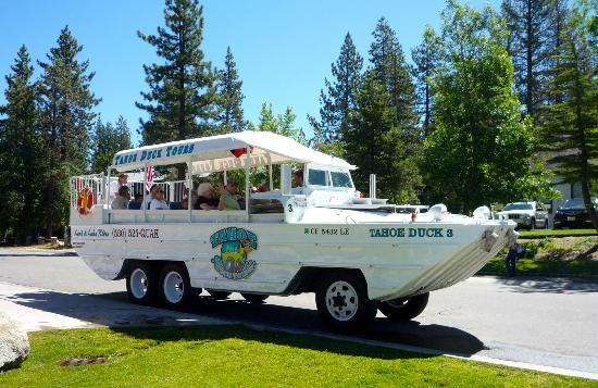 Tahoe Duck Tours