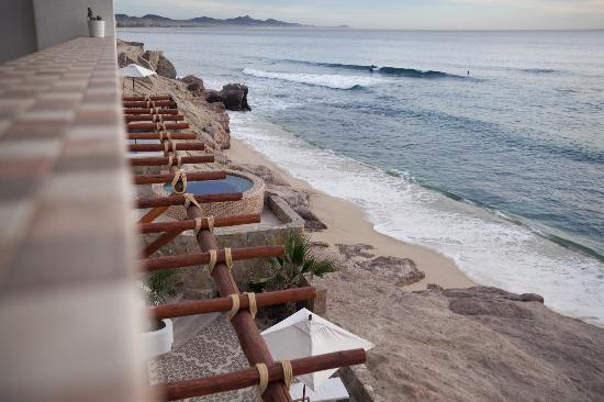 Cabo Surf Hotel: Front