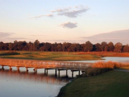 River Bend Links: #17 Hole