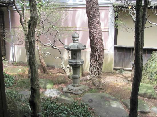 Kusakabe Folk Museum : The nakaniwa (inner courtyard)
