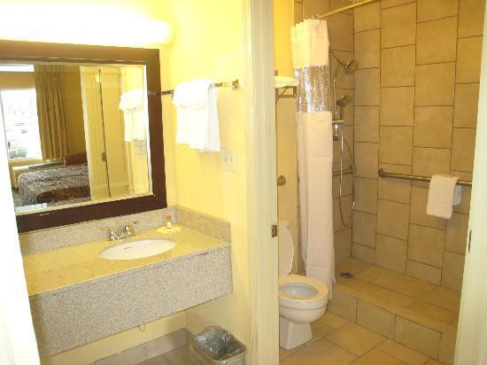 Days Inn Brunswick/St. Simons Area: Disabled Bathroom Amenity