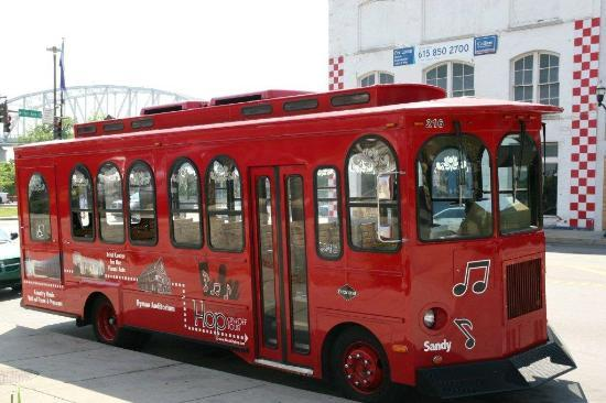 Music City Trolley Hop