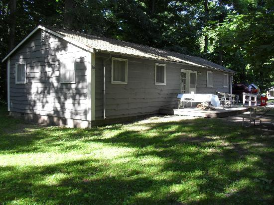 camping glen cabin campground cabins koa park in lodging inside rv new york watkins ny