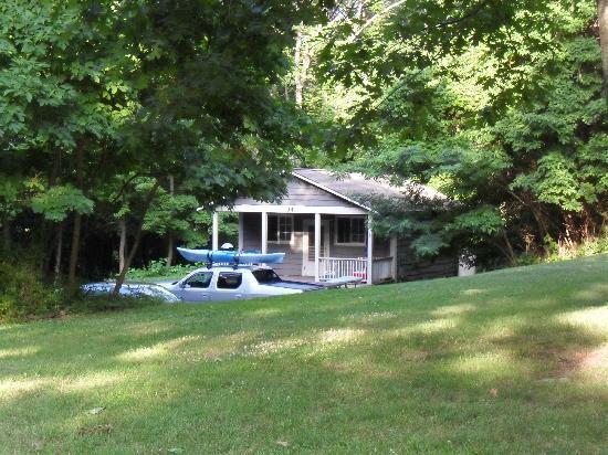 Fair Haven State Park Campground: cabin 34