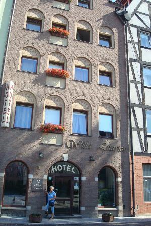 Hotel Willa Litarion: Willa Littarion