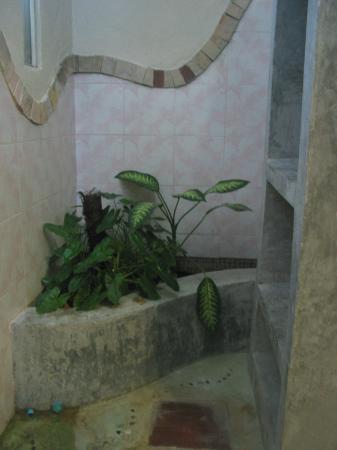 Long Beach Lodge: dans la salle de bains