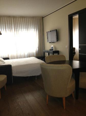 Ponte Vecchio Suites & SPA : Living Area