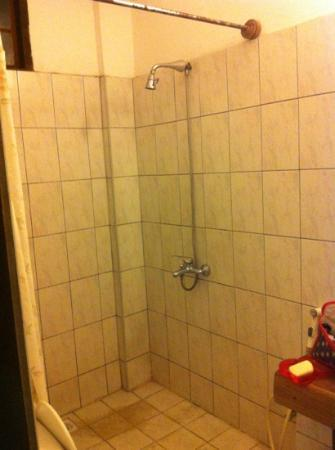 Abuso Inn: bagno
