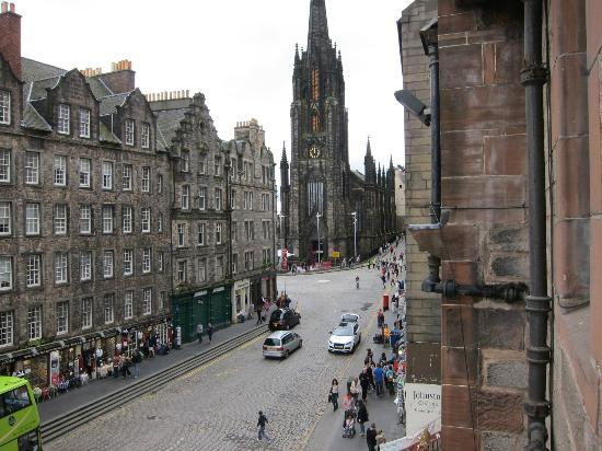 Stay Edinburgh City Apartments - Royal Mile: View