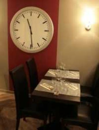 "restaurant ""Le 16"" : 1"