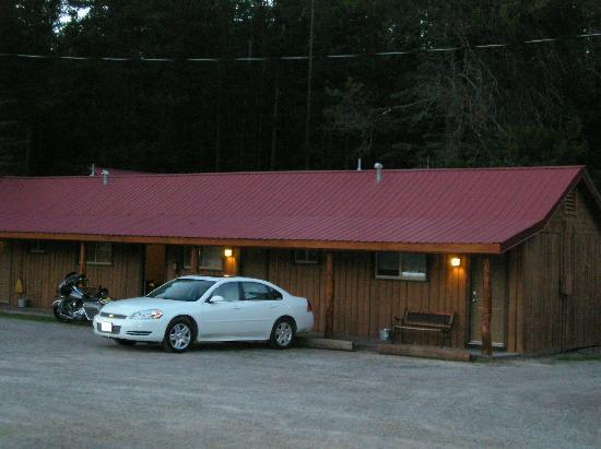 Historic Tamarack Lodge : Unit Cabin #2