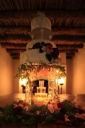 Cibolo Creek Ranch: Wedding Cakes Supreme