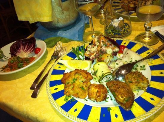 Antipasto della casa picture of san vito a tavola san - San vito a tavola ...