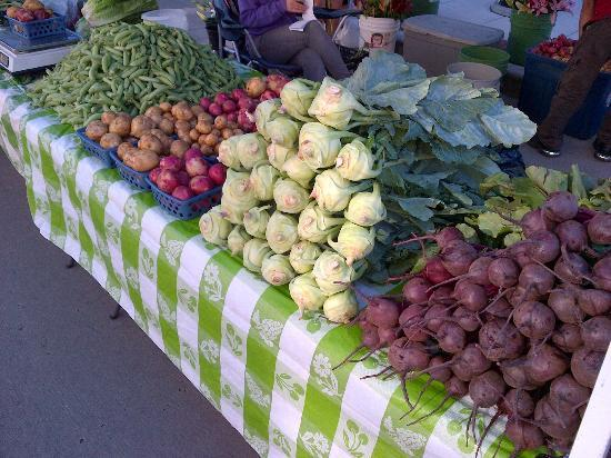 Oshkosh Farmers Markets