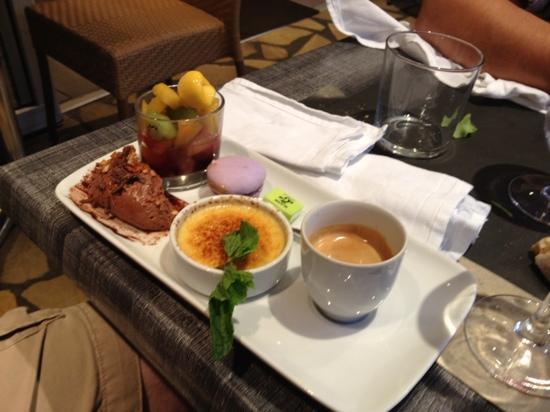 Au pique assiette : café très gourmand !
