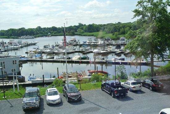 Hyatt Place Long Island East End: harbor view