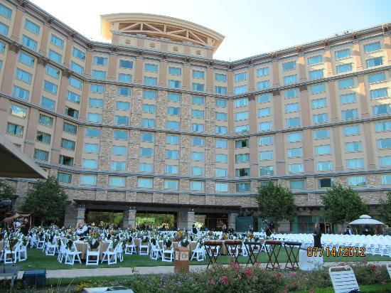Pala Casino Resort and Spa: hotel
