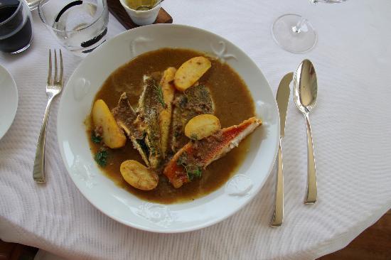 L'Epuisette: bouillabaisse