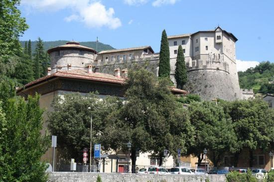 Agriturismo Masi Brenta: Il Castello di Rovereto -  foto di Gabriele Margon