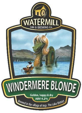 Watermill Brewing Co: New beer - July 2012