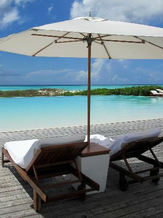 COMO Parrot Cay, Turks and Caicos: infinity pool