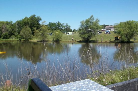 The Great Escape RV & Camp Resort: The 2nd pond