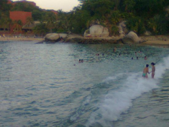 Las Brisas Huatulco: Una de las 4 playas