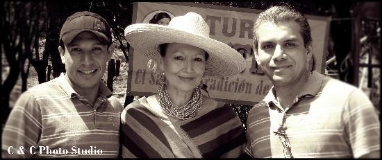 El Cercado, المكسيك: NUESTRA PARTICIPACIÓN EN AROMAS Y SABORES CON LA CHEF PATRICIA QUINTANA