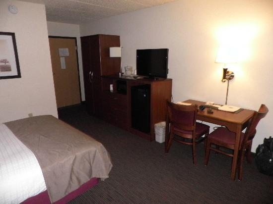 Dickinson, ND: The room