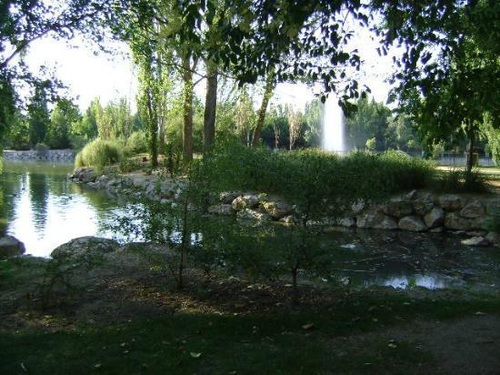 Parque natural el soto m stoles madrid photo de for Piscina el soto mostoles