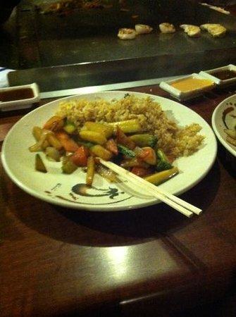 Miyori Japanese Steakhouse: yum