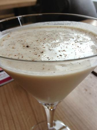 Pangea People Hostel: Their White Russian (The Dude Abides)