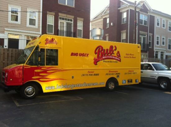 Bub's Burgers & Ice Cream: So can you deliver to IL?  Lol!