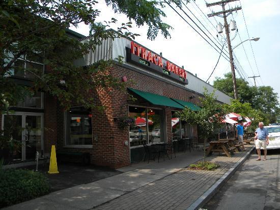 Ithaca Bakery