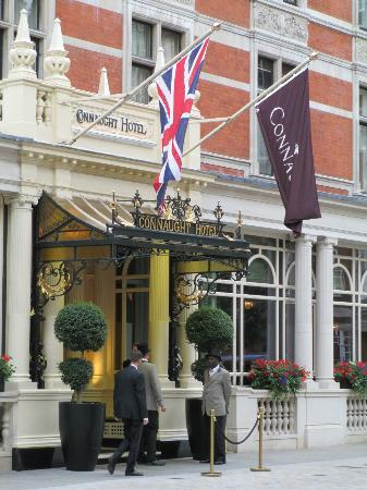 The Connaught: Exterior