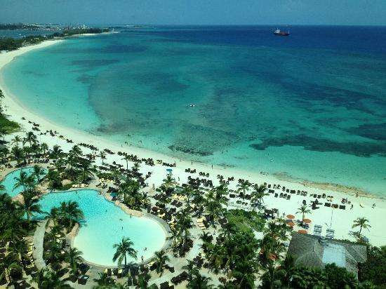 The Cove At Atlantis Autograph Collection Is View From Our 16th Floor