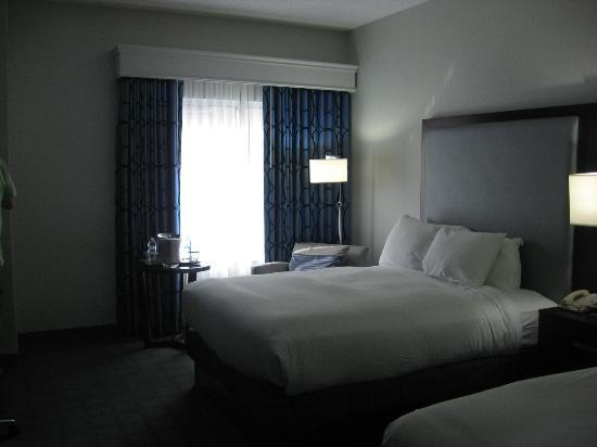 Hilton Scranton & Conference Center: room