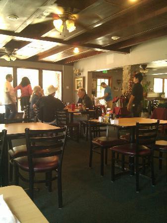 The Mile High Cafe: Inside the Idyllwild Cafe