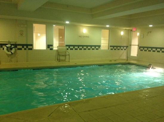 Fairfield Inn & Suites Cordele: Nice indoor pool