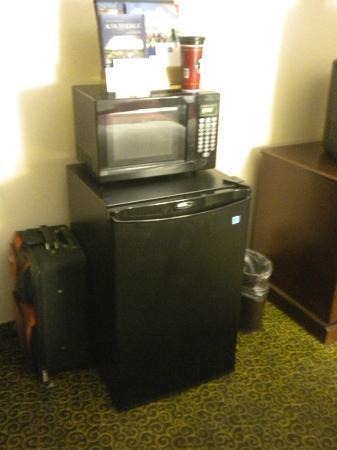 BEST WESTERN Auburndale Inn & Suites: Microwave/Refrigerator