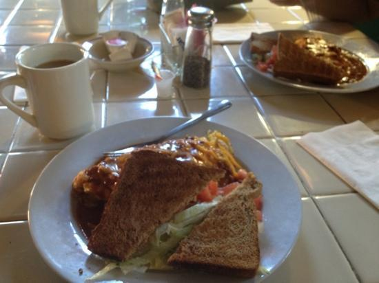 Kachina Lodge Resort and Meeting Center: A delicious breakfast.