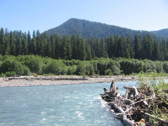 Moclips River Moclips Wa