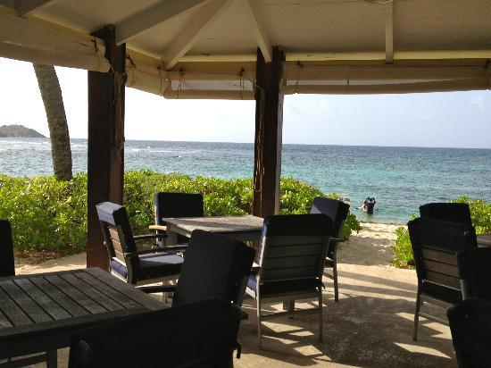 The Palms at Pelican Cove: Hotel restaurant
